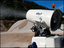 Dust Control and Dust Suppression