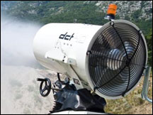 Dust Control and Dust Suppression Applications